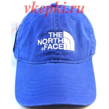 Кепка The North Face голубая