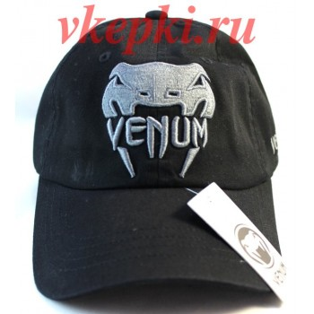 Кепка Venum черного цвета
