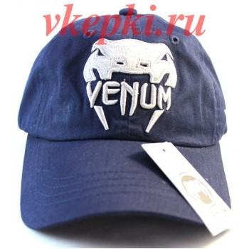 Кепка Venum синяя.
