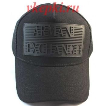 Кепка Armani Exchange черная