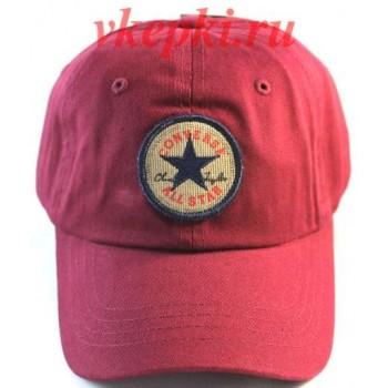 Кепка Converse бордовый цвет