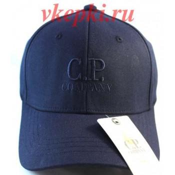 Кепка C.P Company с линзами синяя
