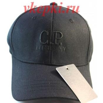 Кепка C.P Company с линзами черная