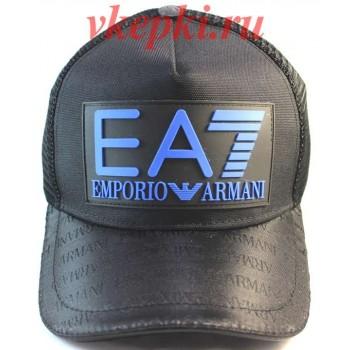 Кепка Emporio Armani синяя