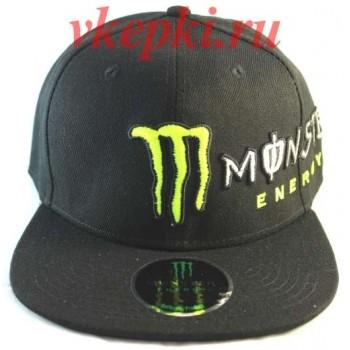Кепка Monster черная