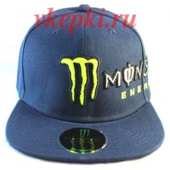 Кепка Монстер синяя