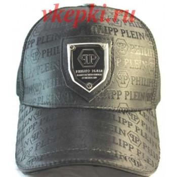 Кепка Philipp Plein черного цвета