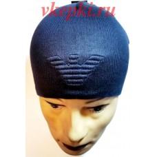 Шапка Armani синий арт.1500