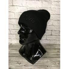 Шапка Palm Angels черная арт.4520