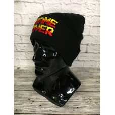 Шапка GameOver черная арт.4550