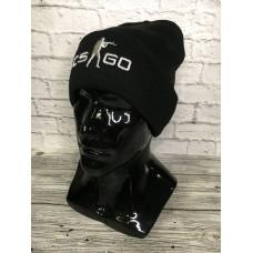 Шапка CS G0 черная арт.4551