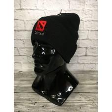 Шапка DOTA 2 черная арт.4555