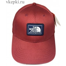 Кепка The North Face бордо арт. 2033