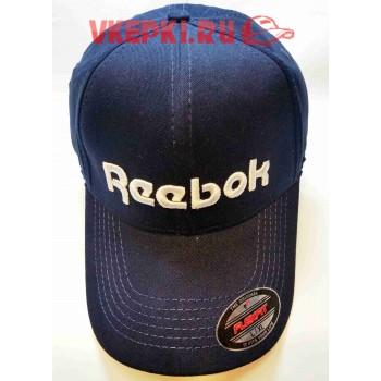 Reebok кепка синего цвета
