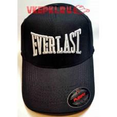 Кепка Everlast черная арт.606