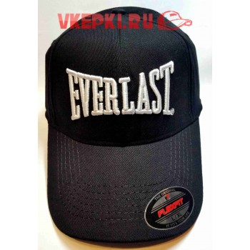 Кепка Everlast черного цвета