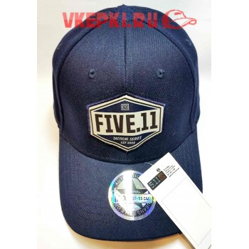 Тактическая бейсболка 5.11 синяя