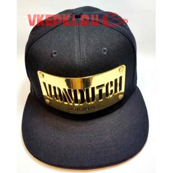 Кепка Mondutch черная