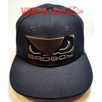 Кепка BadBoy черная