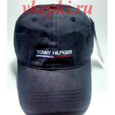 Кепка Tommy Hilfiger черная Арт.221