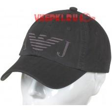 Кепка Armani Jeans черная арт.1280