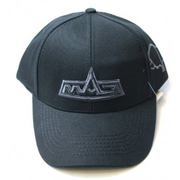Бейсболка МАЗ черного цвета