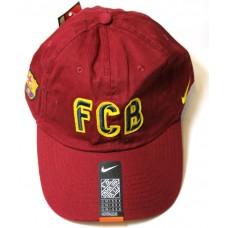 Кепка FCB бордовая арт.239