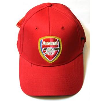 Кепка Arsenal красная