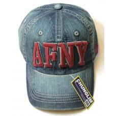 Кепка Джинсовая AFNY арт.450