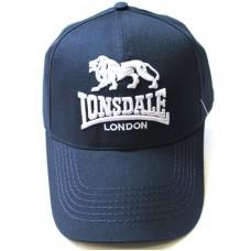 Кепка Lonsdale синяя арт.274