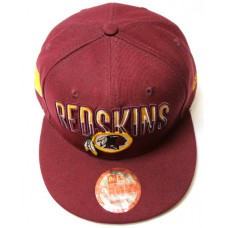 Кепка Redskins бордовая арт.300