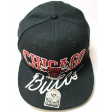 Кепка Chicago Bulls черная арт.303