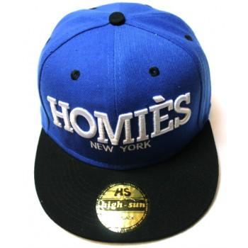 Кепка Homies синяя