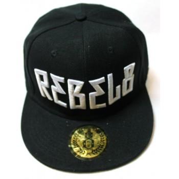 Кепка Rebel8 черная
