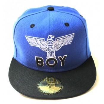 Кепка Boy BOY синего цвета