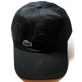 Кепка Lacoste черная