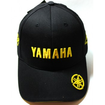Кепка Yamaha черная