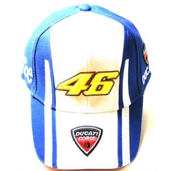 Кепка Ducati голубая арт.817