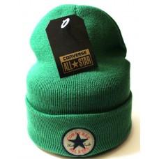 Шапка Converse зеленая арт.1027