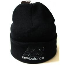 Шапка New Balance черная арт.1031