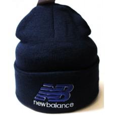 Шапка New Balance синяя арт.1032