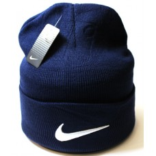 Шапка Nike синяя арт.1034