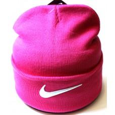Шапка Nike розовая арт.1035