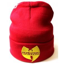 Шапка Wu-Tang красная арт.1047