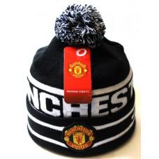 Шапка Manchester United черная арт.1072
