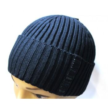 Зимняя мужская шапка Bikkembergs очень теплая и оригинальная купить
