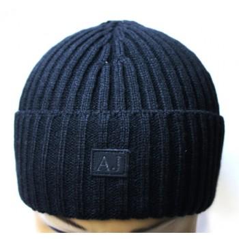 Вязаные мужские зимние теплые шапки. Огромный выбор, стильные модели, бренды
