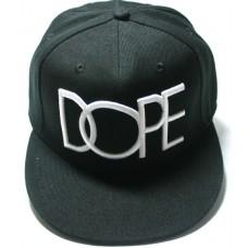 Кепка Dope черная арт.993