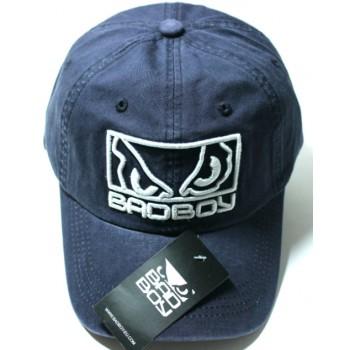 Бейсболка BadBoy синего цвета