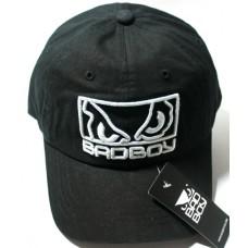 Кепка BadBoy черная арт.941